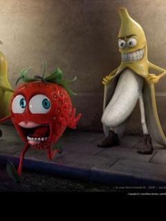 """Новая обложка - """"Банан с членом"""""""